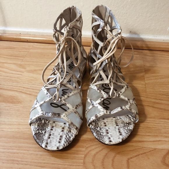 Sam Edelman Shoes - SAM EDELMAN strappy sandals